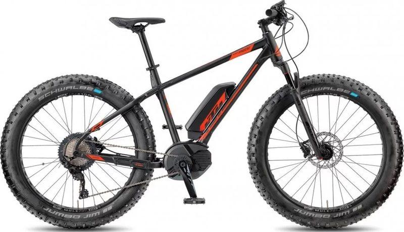 E-FATBIKE KTM MACINA FREEZE  L   Biker 170-185 cm