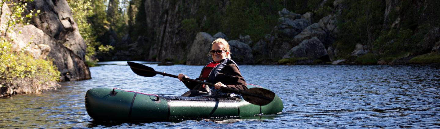A new experience with Pacrafting