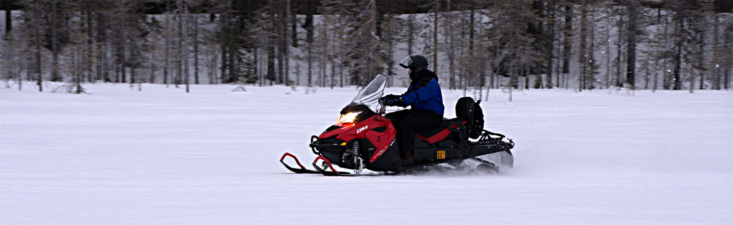 The ABC of snowmobiling