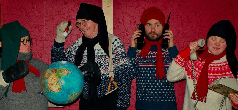 Pakohuone: Pelasta edes joulu