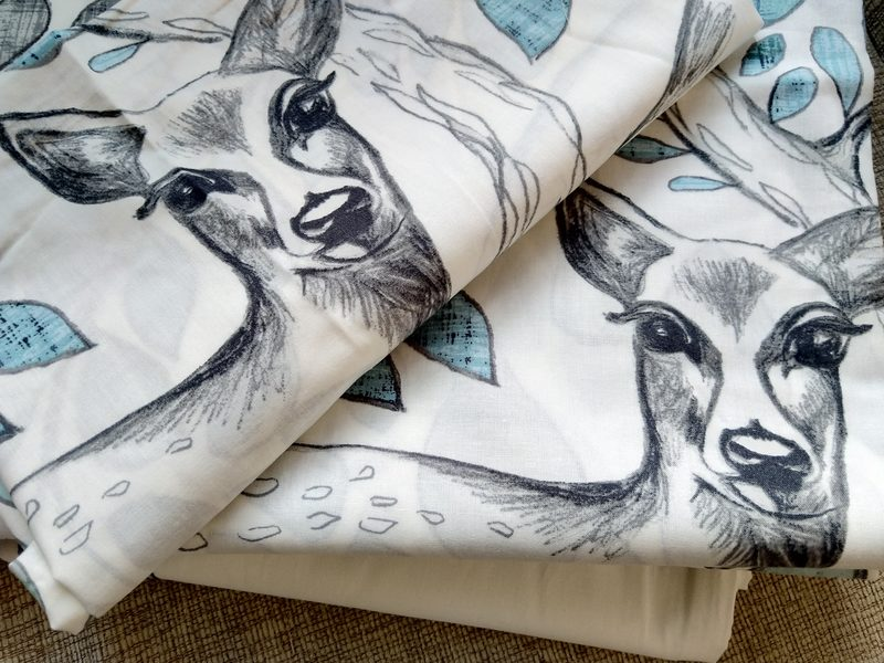 Bed linen for staying in Satukurki Cabin