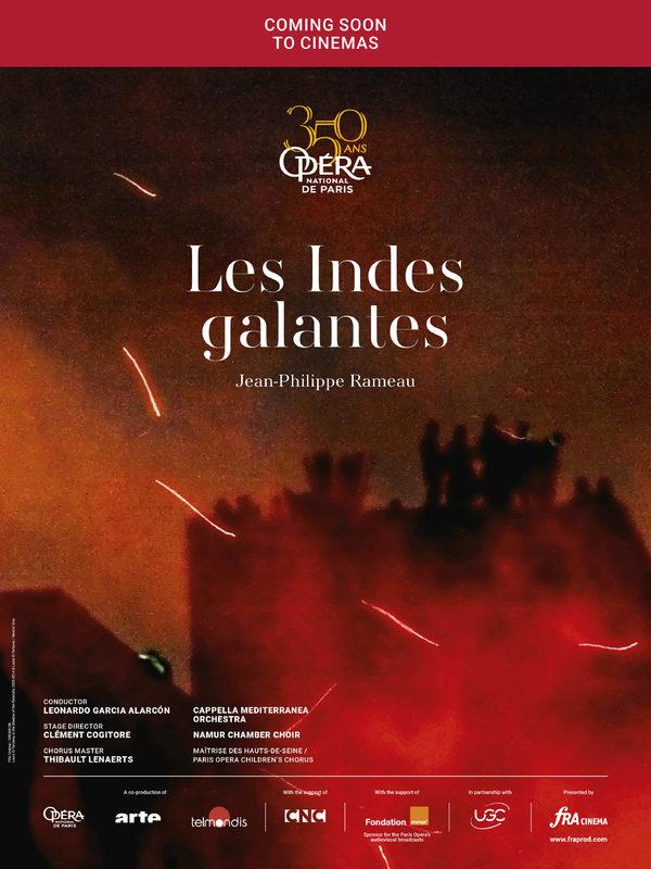 Opera de Paris: Les Indes Galantes