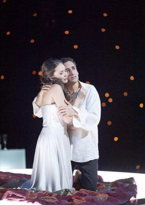 Salzburg festival: Romeo & Julia