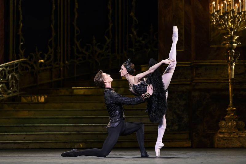 The Royal Ballet: Joutsenlampi