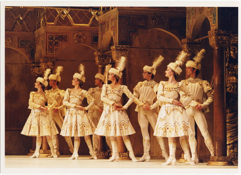 The Royal Ballet: Kolmen baletin ilta