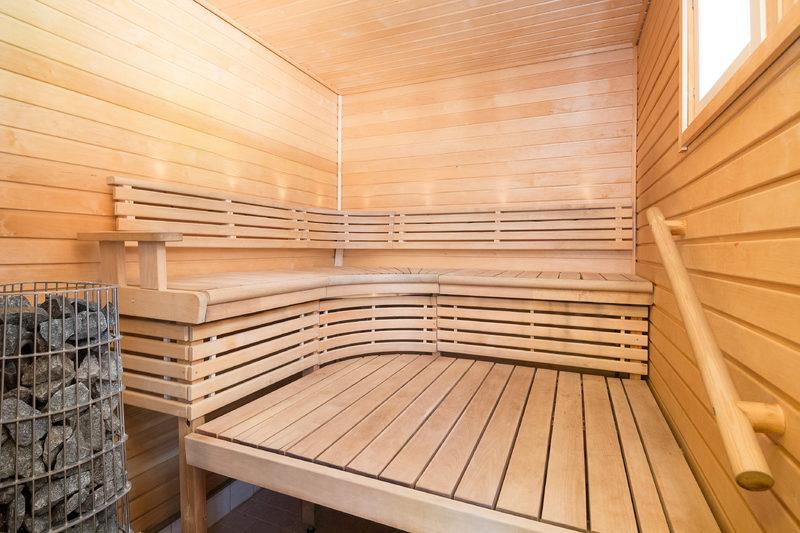 Pikku-Itävalta sauna