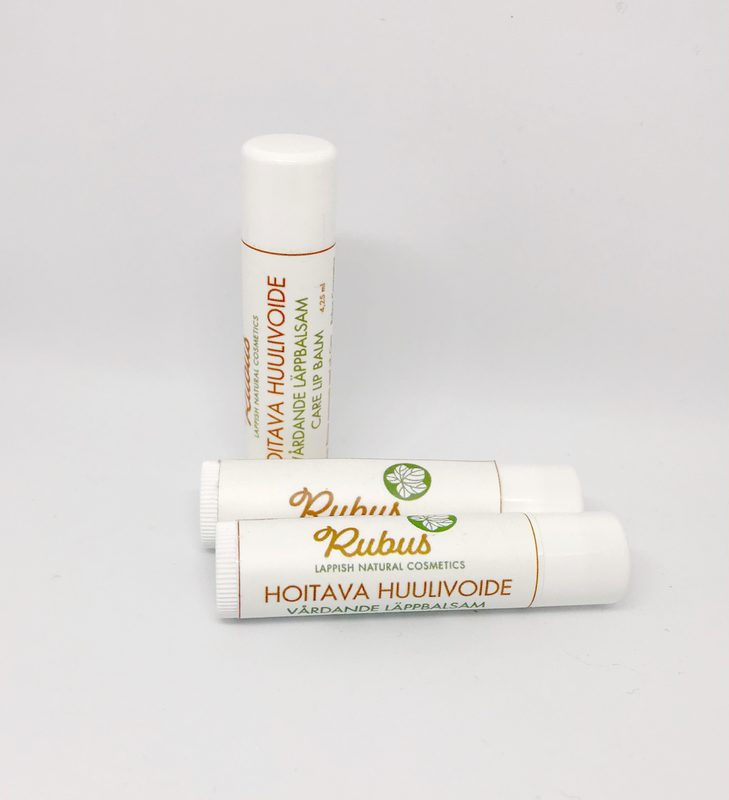 Rubus Hoitava huulivoide 4,25 ml