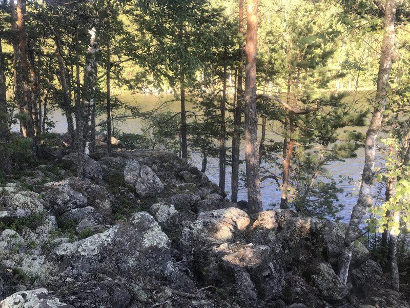 Kalliomaisema - Haetaan tuntumaa luonnosta ja tuodaan hyvää oloa itseen sekä toiseen.