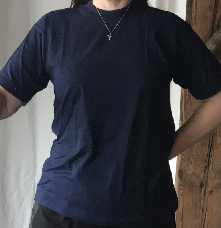 T-paita Paradise Beach, sininen, koko L