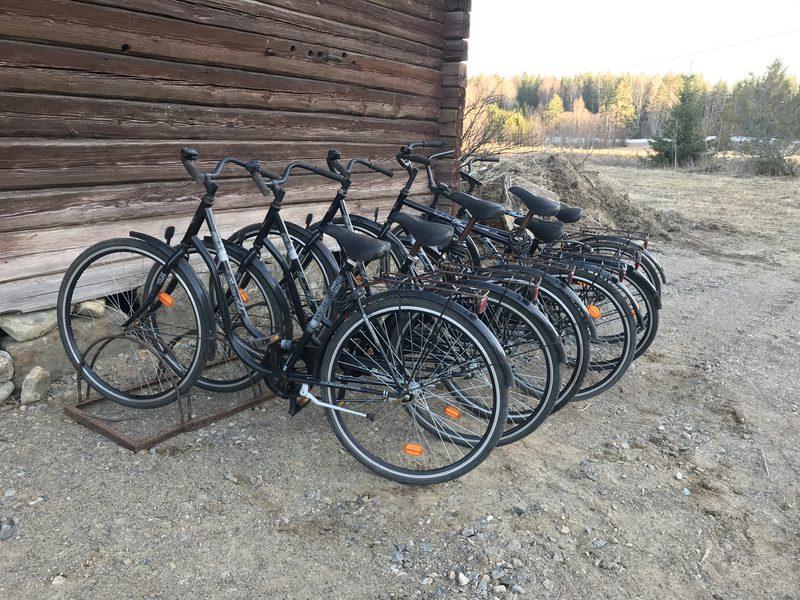 Miesten polkupyörä