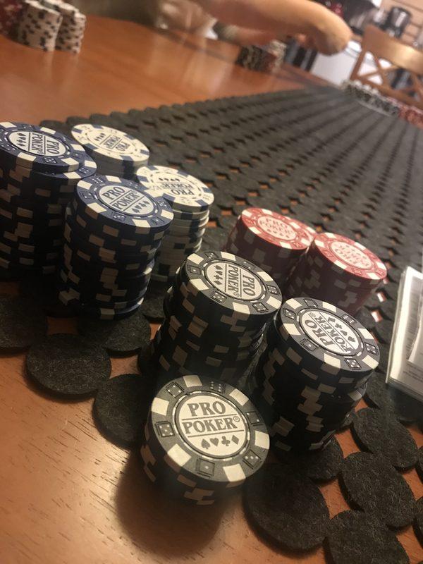 Texas Holdem pokeripeli