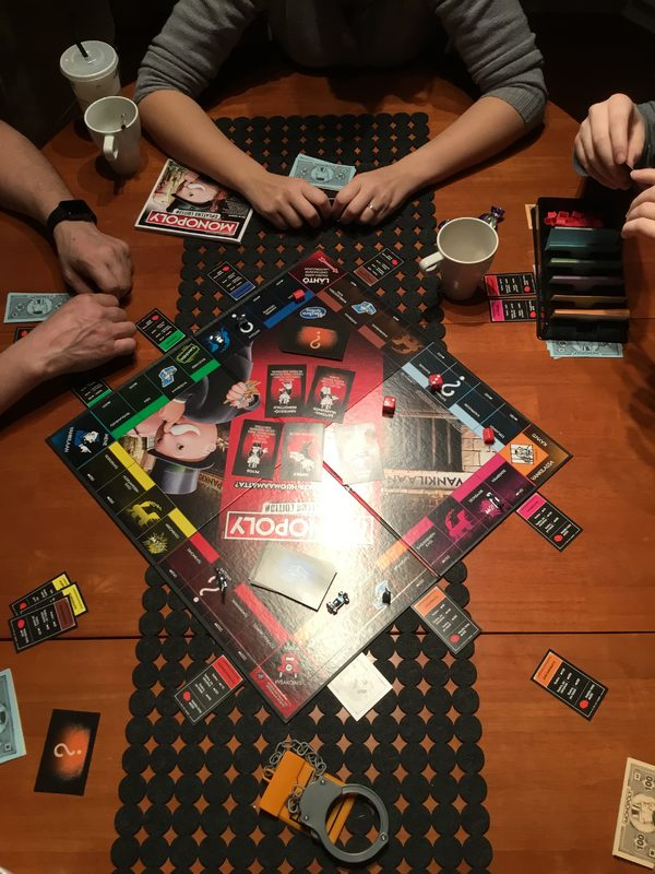 Lautapeli - Monopoly Cheaters Edition