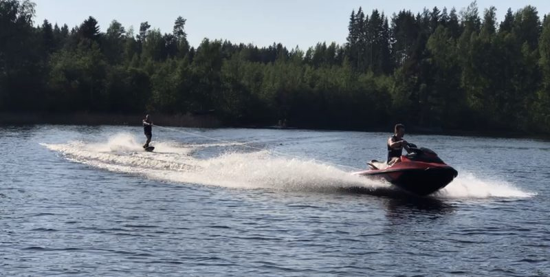 1 hlö / wakeboard