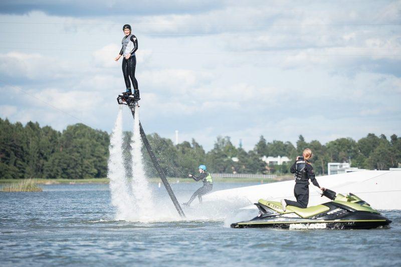 Flyboarding - Keilis
