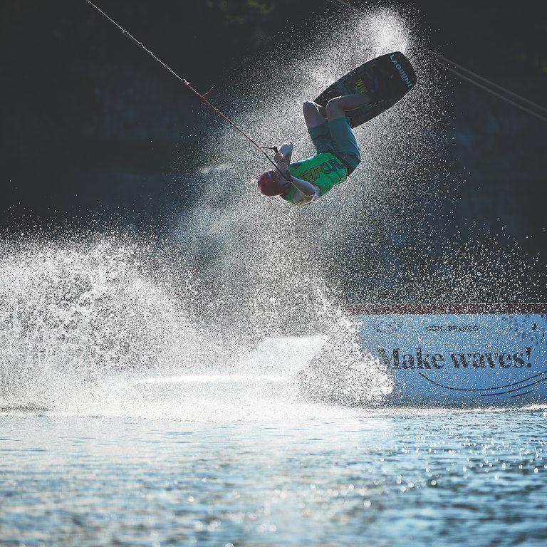 Wakeboarding Keilis