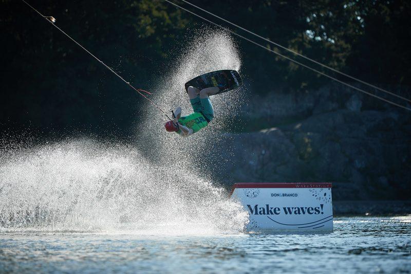 Wakeboarding kausikortti 2021