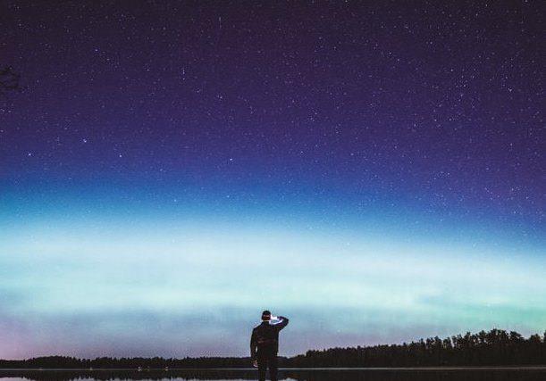 Tähtitaivasretki Saimaalla