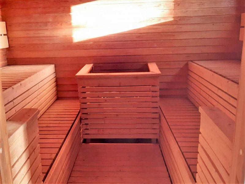 Lastun Päätalon 10 hengen sauna