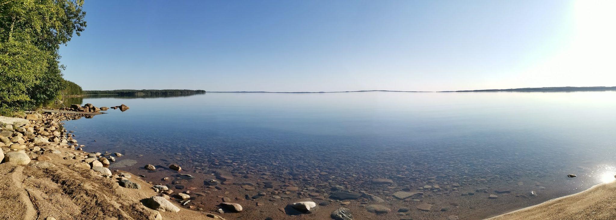 Vierasmökin järvinäköala