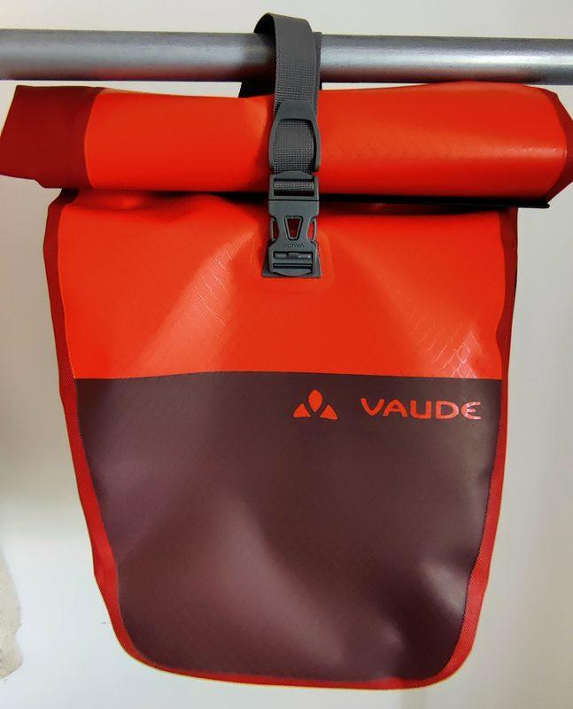 Vaude Aqua Back pyörälaukkupari