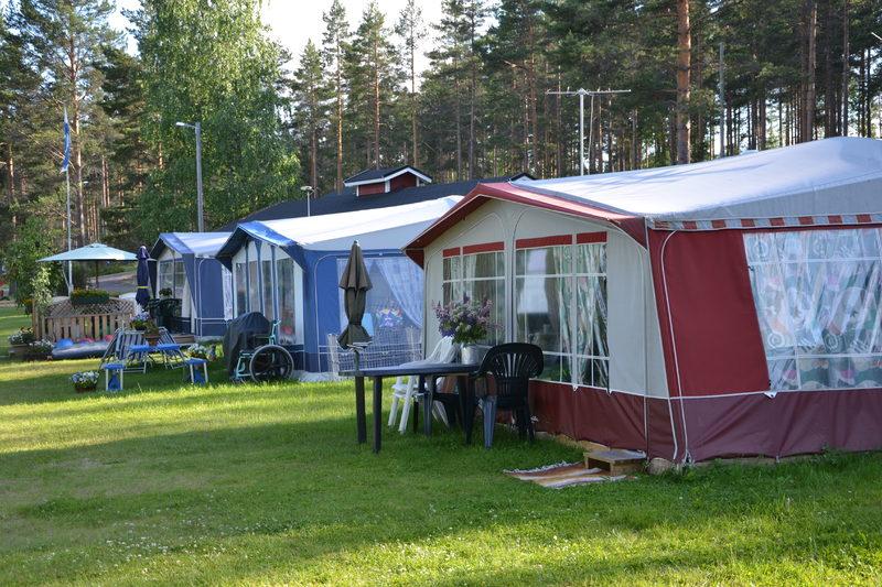 Vaunun kesäkausipaikka 2020 Kangasjärvi