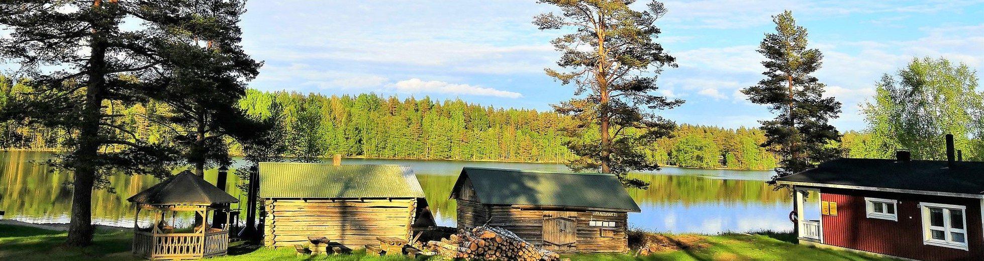 Kangasjärven leirintäalue Isojoki