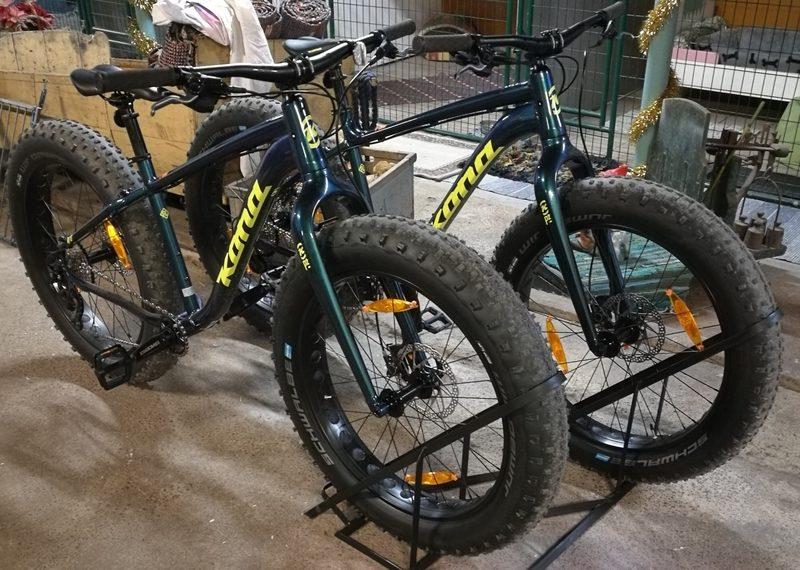 Fat bike koko L (2kpl)