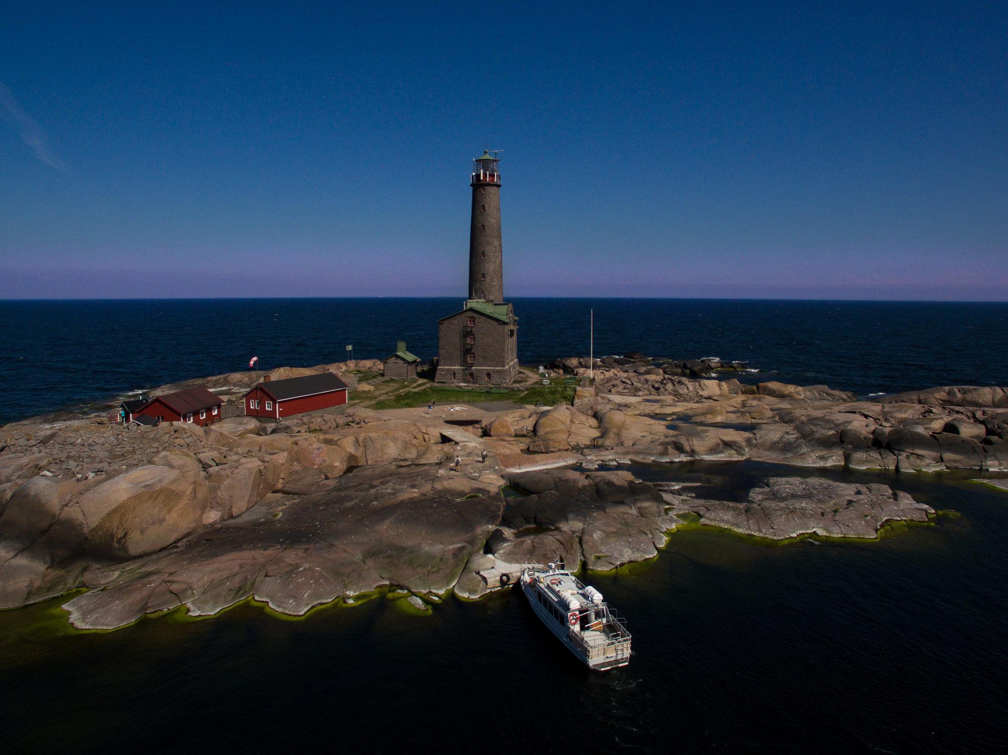 Eider safari to Bengtskär lighthouse 11.5.2019