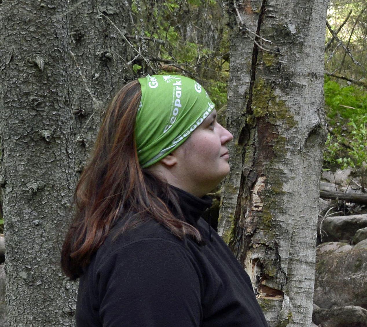 Lauhanvuori-Hämeenkangas Geopark tuubihuivi - Lauhanvuori-Hämeenkangas Geopark tuubihuivi