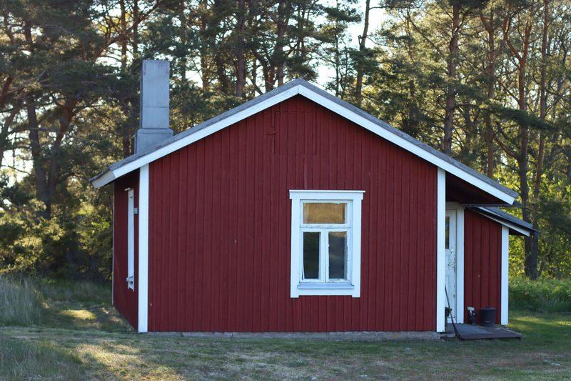ÖRÖ Mökki - Ahtisaari