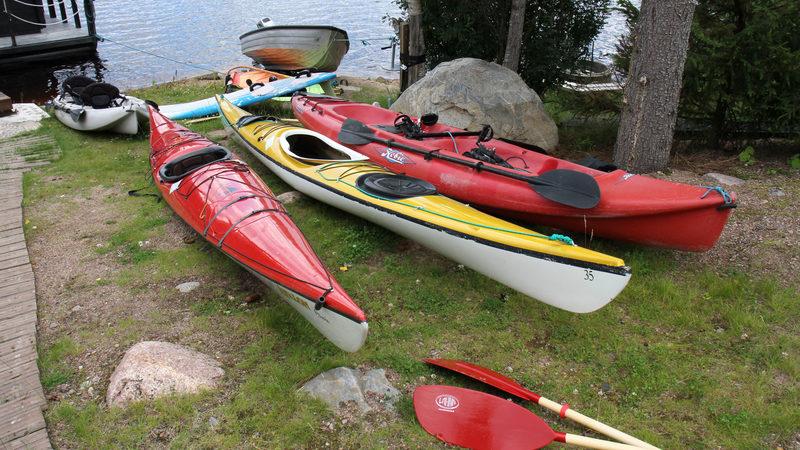 Guided Kayaking