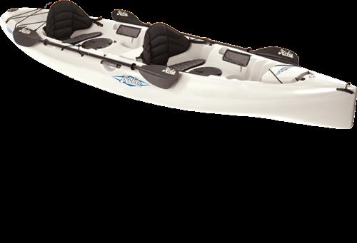 Mirage Outfitter (harmaa) matkustajien yhteispaino max. 105 kg