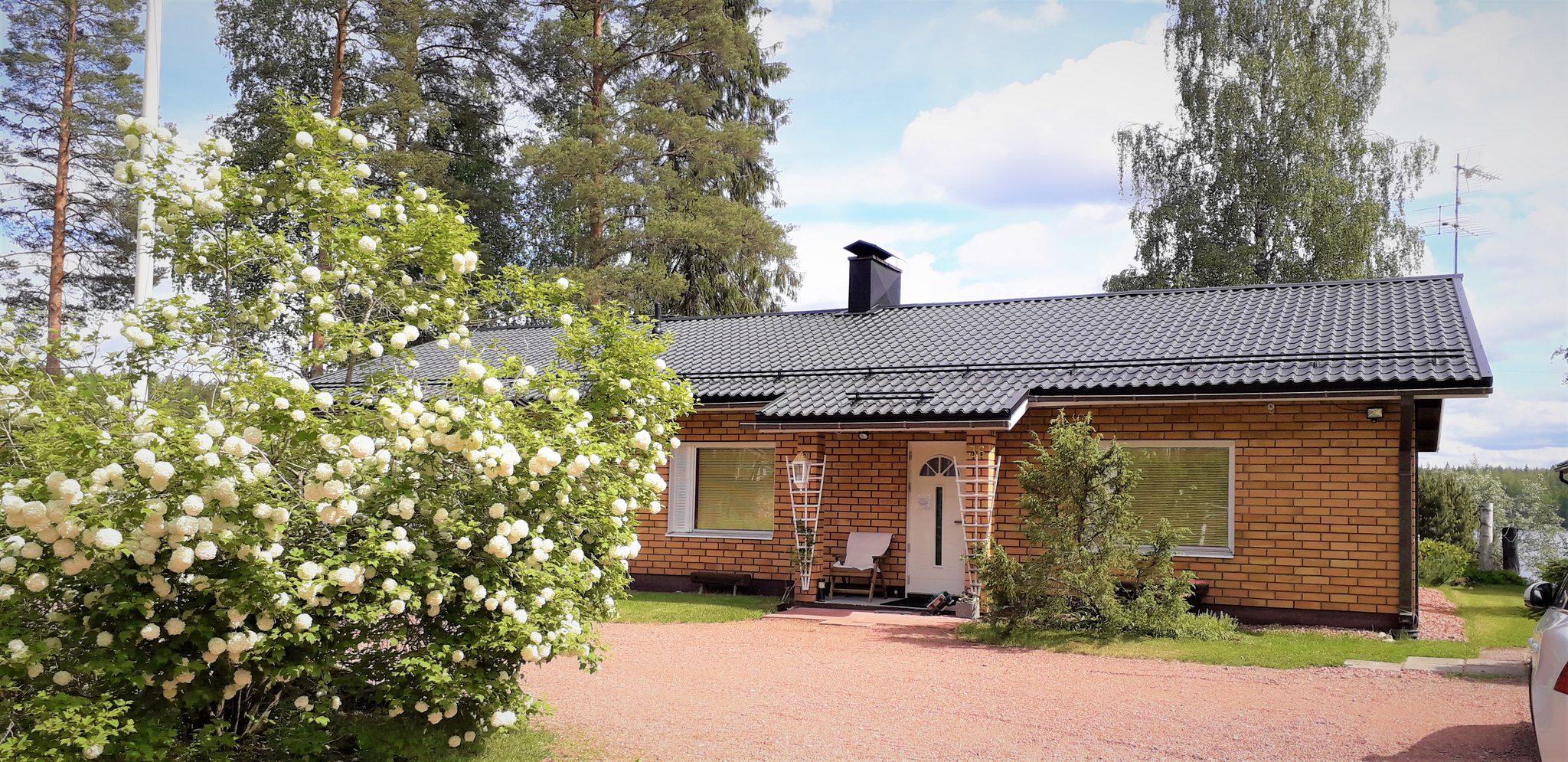 Ta en paus från vardagen och njut av naturen på Käenkoski Parkano