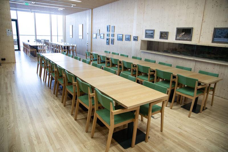 Restaurant cabinet Boassu