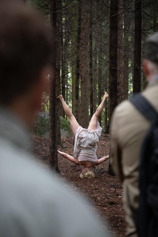 Metsä - The Forest Project -esitys
