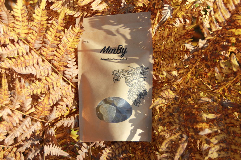 Minby marmeladi, kuusenkerkkä