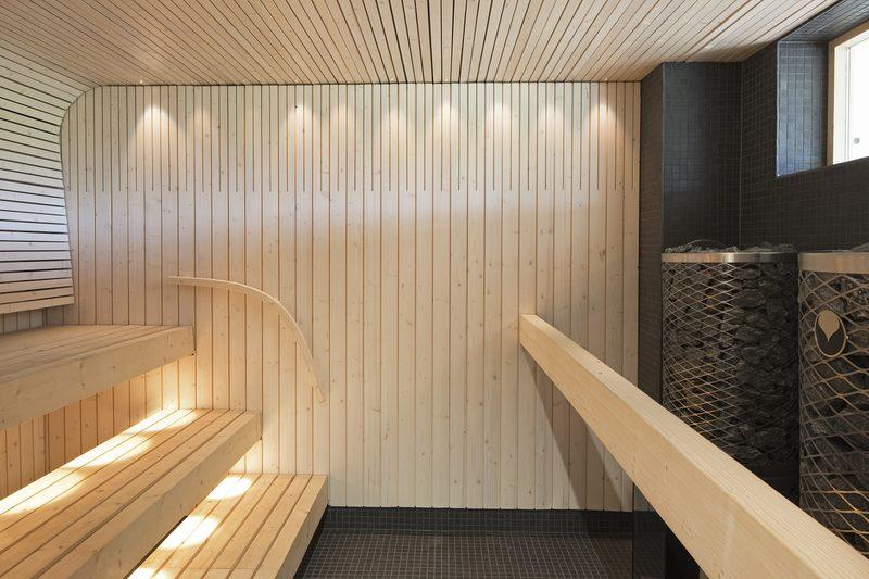 Haltian sauna