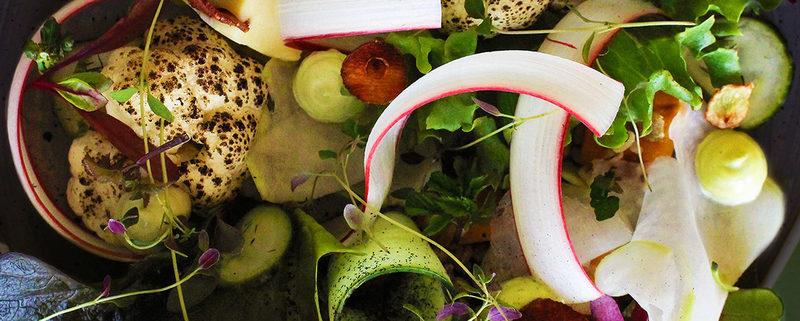 Luonto lautasella -lounaslahjakortti