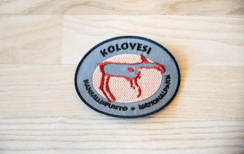 Kansallispuistomerkki - Kolovesi