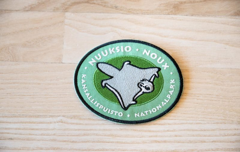Kansallispuistomerkki - Nuuksio