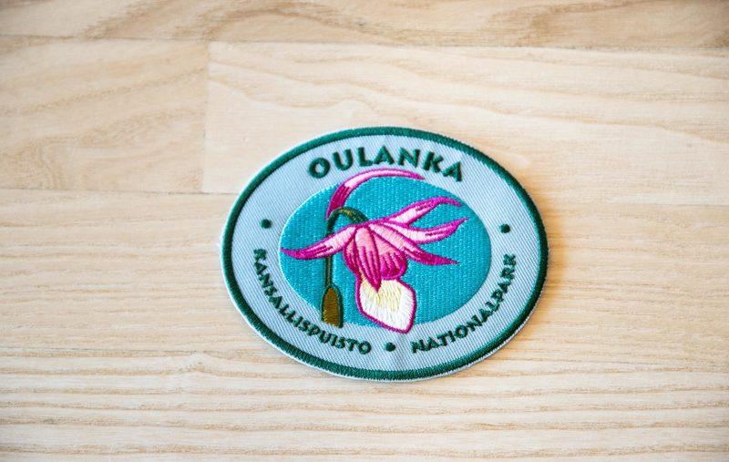Kansallispuistomerkki - Oulanka