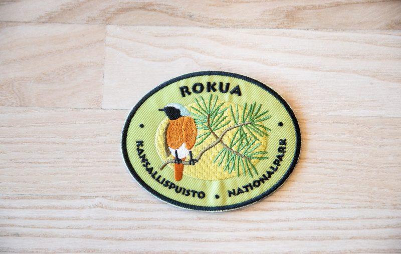Kansallispuistomerkki - Rokua