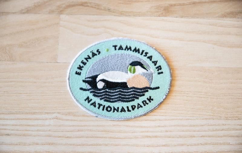 Kansallispuistomerkki - Tammisaari