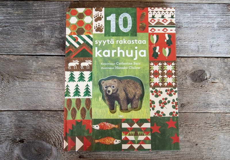 10 syytä rakastaa karhuja