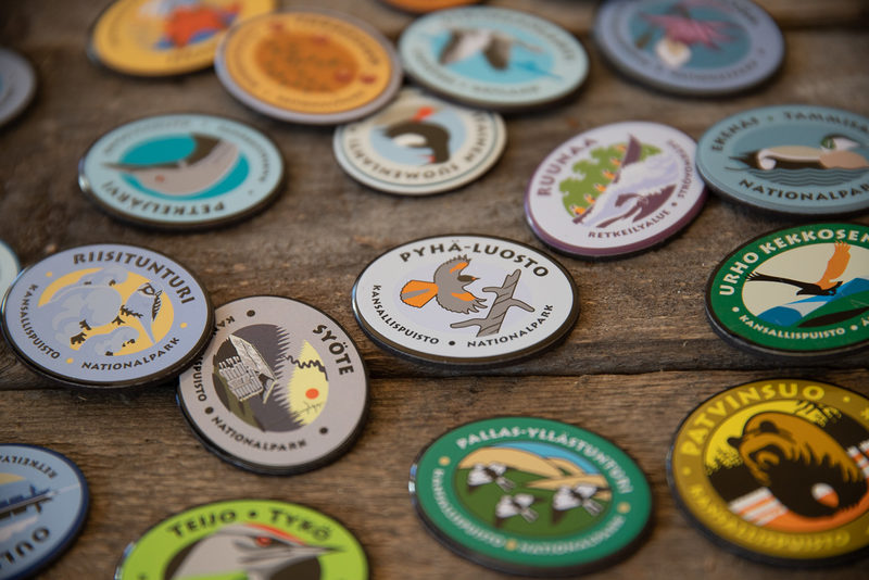 National Park magnets