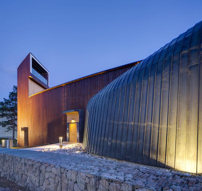 Haltia – The Pearl of Architecture