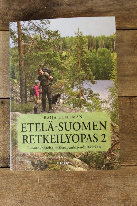 Etelä-Suomen retkeilyopas 2