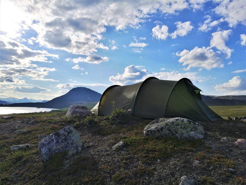 Abisko endurance 3 -teltta