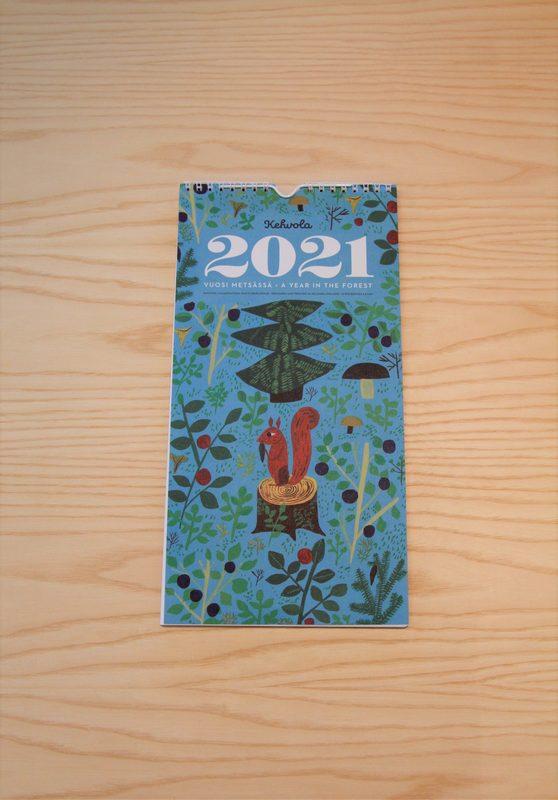 Kehvola-kalenteri 2021