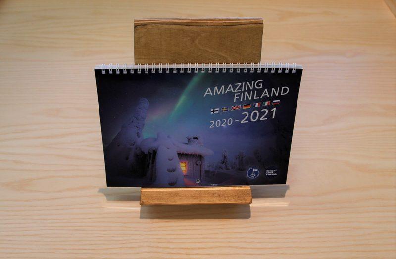 Amazing Finland -kalenteri/calender 2020-2021